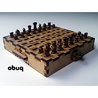 Portable Chess Set
