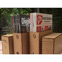 Boxes for Magazines