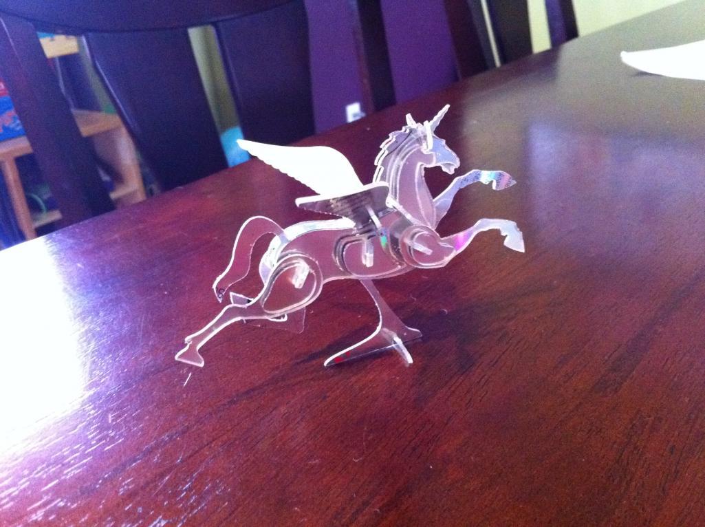 Nested Pegasus
