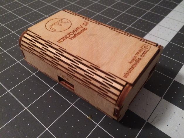 Classy Raspberry Pi Case