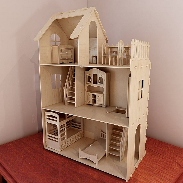 Barbie Doll House Big House Best House Interior Today